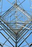 πυλώνας προοπτικής ηλεκ Στοκ Εικόνες