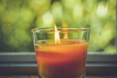 Πυράκτωση κεριών Στοκ Φωτογραφίες