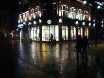 Πυράκτωση της νύχτας Στοκ Εικόνα