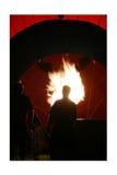 Πυράκτωση φεγγαριών στοκ εικόνα με δικαίωμα ελεύθερης χρήσης