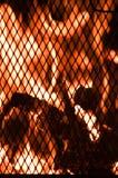 πυρά προσκόπων κατωφλιών στοκ φωτογραφίες με δικαίωμα ελεύθερης χρήσης