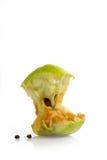 πυρήνας μήλων Στοκ εικόνες με δικαίωμα ελεύθερης χρήσης