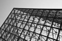 πυραμίδα ανοιγμάτων εξαερισμού Στοκ φωτογραφία με δικαίωμα ελεύθερης χρήσης