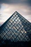 πυραμίδα ανοιγμάτων εξαε& Στοκ φωτογραφίες με δικαίωμα ελεύθερης χρήσης