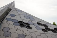 Πυραμίδα Ντένβερ επιστήμης βοτανικό Στοκ φωτογραφία με δικαίωμα ελεύθερης χρήσης