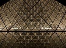 πυραμίδα παλατιών ανοιγμάτων εξαερισμού Στοκ Φωτογραφία