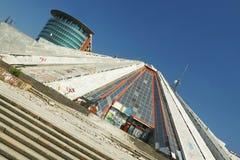 Πυραμίδα σε Tiranï ¿ ½, Αλβανία Στοκ Φωτογραφίες