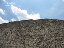 πυραμίδα του Μεξικού Στοκ φωτογραφίες με δικαίωμα ελεύθερης χρήσης