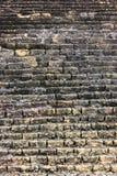 Πυραμίδα τούβλων Στοκ φωτογραφία με δικαίωμα ελεύθερης χρήσης