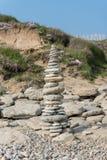 Πυραμίδα των πετρών στοκ φωτογραφίες με δικαίωμα ελεύθερης χρήσης