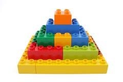 πυραμίδα Στοκ φωτογραφία με δικαίωμα ελεύθερης χρήσης