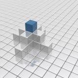 πυραμίδα απεικόνιση αποθεμάτων