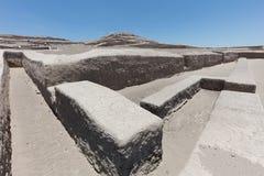 Πυραμίδα Cauachi στοκ φωτογραφία με δικαίωμα ελεύθερης χρήσης