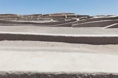 Πυραμίδα Cauachi στοκ εικόνα με δικαίωμα ελεύθερης χρήσης