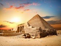 Πυραμίδα Cheops στοκ εικόνα