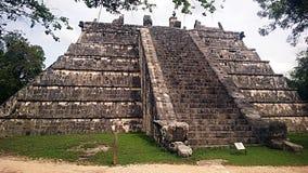 Πυραμίδα Itza Στοκ Εικόνα