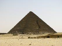 Πυραμίδα Menkaure Στοκ Εικόνες
