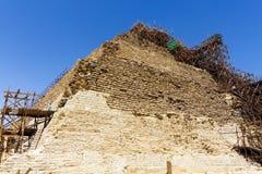 Πυραμίδα βημάτων Djoser στοκ εικόνες με δικαίωμα ελεύθερης χρήσης