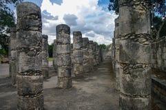 Πυραμίδα της Maya, chichen-Itza Στοκ Εικόνες