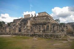 Πυραμίδα της Maya, chichen-Itza Στοκ εικόνα με δικαίωμα ελεύθερης χρήσης