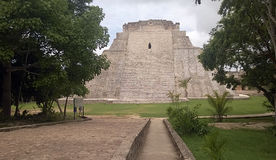 Πυραμίδα του μάγου Στοκ φωτογραφία με δικαίωμα ελεύθερης χρήσης