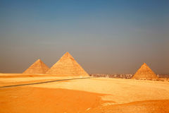 Πυραμίδα Στοκ εικόνες με δικαίωμα ελεύθερης χρήσης