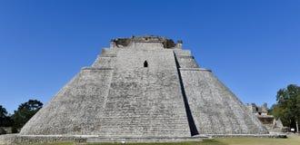 Πυραμίδα Adivino στοκ εικόνα με δικαίωμα ελεύθερης χρήσης