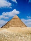 Πυραμίδα Giza Στοκ Φωτογραφίες