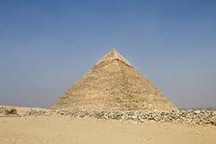 Πυραμίδα Hefren Στοκ Εικόνες