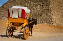 Πυραμίδα Khafre σε Giza στοκ φωτογραφίες