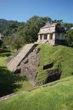 Mayan καταστροφή-μνημεία Chiapas Μεξικό Palenque στοκ φωτογραφίες