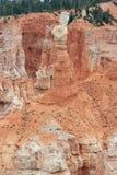 Πυραμίδα Stone Hoodoo στο εθνικό πάρκο Γιούτα ΗΠΑ φαραγγιών του Bryce στοκ εικόνες με δικαίωμα ελεύθερης χρήσης
