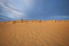 Πυραμίδες στην απόσταση Στοκ φωτογραφία με δικαίωμα ελεύθερης χρήσης