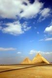 πυραμίδες Στοκ φωτογραφία με δικαίωμα ελεύθερης χρήσης
