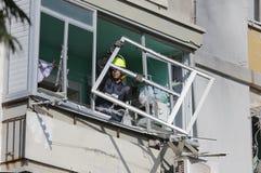 πυραυλικό χτύπημα του Ισ&rh Στοκ φωτογραφίες με δικαίωμα ελεύθερης χρήσης