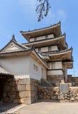 Πυργίσκος Tsukimi Kitanomaru (1676) του κάστρου του Τακαμάτσου, Ιαπωνία Στοκ φωτογραφία με δικαίωμα ελεύθερης χρήσης