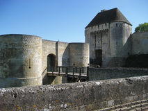 πυργος δουκική Γαλλία & Στοκ Εικόνες