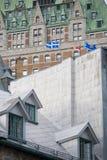 πυργος frontenac Στοκ Φωτογραφίες