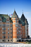 πυργος frontenac Στοκ φωτογραφία με δικαίωμα ελεύθερης χρήσης