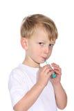 πυρετός που έχει Στοκ φωτογραφίες με δικαίωμα ελεύθερης χρήσης