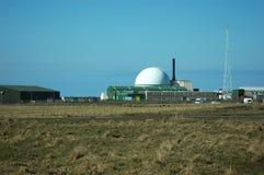 πυρηνική ενέργεια Στοκ φωτογραφία με δικαίωμα ελεύθερης χρήσης