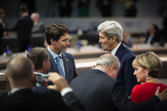 Πυρηνική Σύνοδος Κορυφής ασφάλειας στην Ουάσιγκτον, 2016 Στοκ εικόνες με δικαίωμα ελεύθερης χρήσης