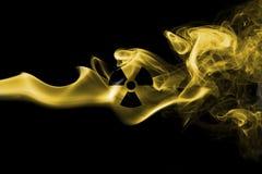 Πυρηνικός καπνός στοκ εικόνα