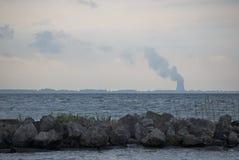 Πυρηνικός ορίζοντας Στοκ φωτογραφίες με δικαίωμα ελεύθερης χρήσης