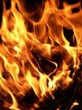 πυρκαγιά αγγέλου Στοκ εικόνα με δικαίωμα ελεύθερης χρήσης