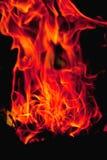 πυρκαγιά ανασκόπησης Στοκ Φωτογραφίες