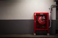 Πυρκαγιά γραφείου για την πυρκαγιά Στοκ Εικόνες