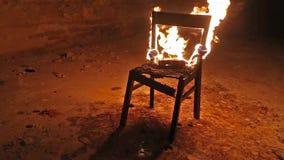 πυρκαγιά εδρών φιλμ μικρού μήκους
