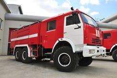 πυρκαγιά μηχανών Στοκ Φωτογραφίες