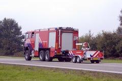 πυρκαγιά μηχανών Στοκ φωτογραφία με δικαίωμα ελεύθερης χρήσης